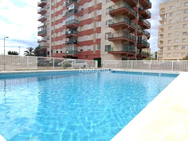 Apartamento playa Eurosol Benicasim