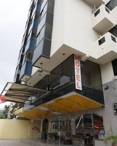 Alquiler de Apartamento en Hotel de la ciudad