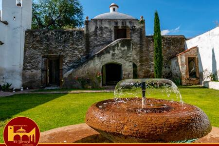 Hacienda El Bermejo - La Leyenda.