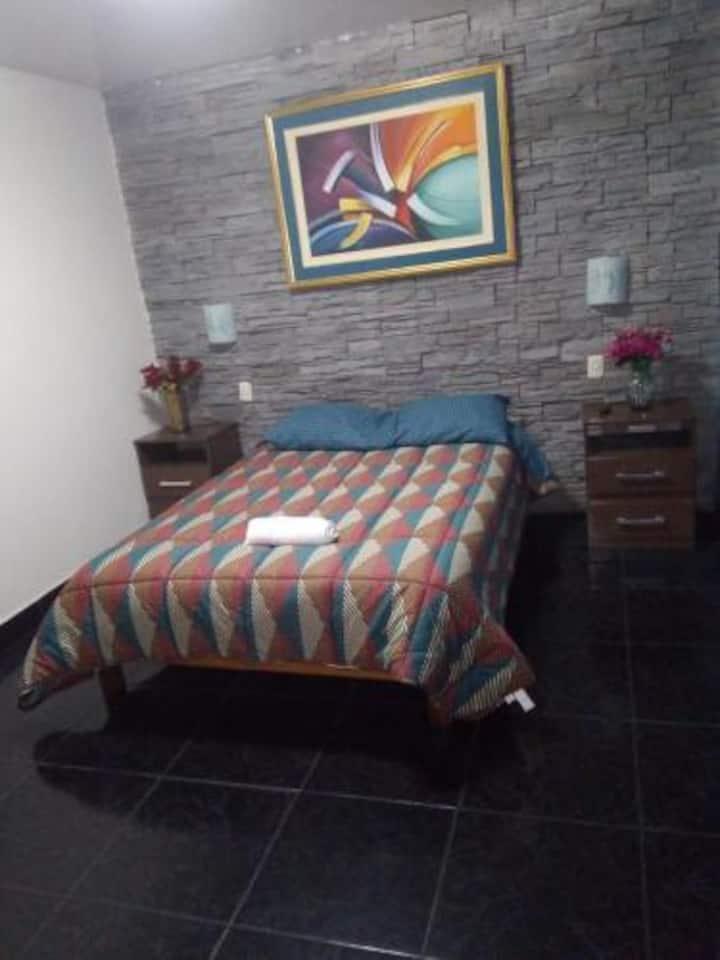 Habitacion Matrimonial Baño Privado 203