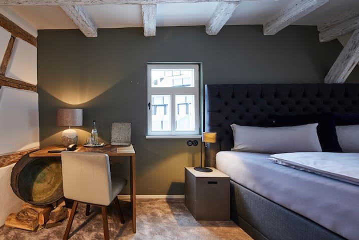 Doppelzimmer Komfort im Hotel Bachofer