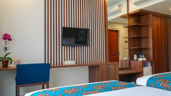 Superior Room at Lombok Vaganza Hotel No.202