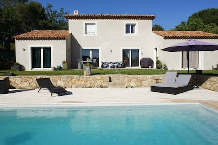 Countryside family house - Roquefort-les-Pins - Villa