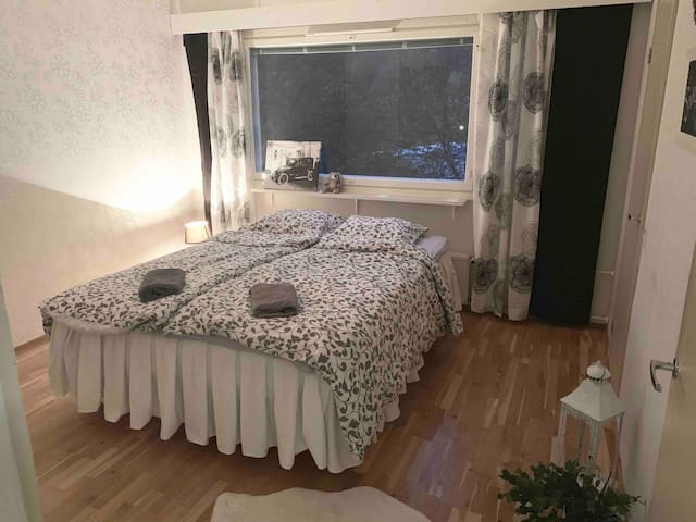 City apartment 60m2, JÄMSÄ, HIMOS 6KM