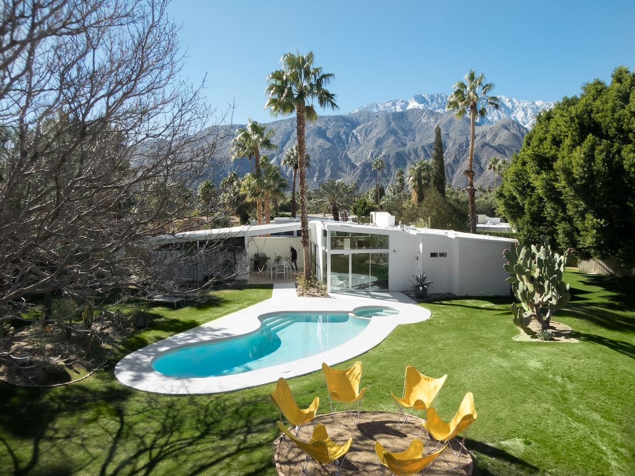 Welcome to Palm Springs! This home is professionally managed by TurnKey Vacation Rentals.
