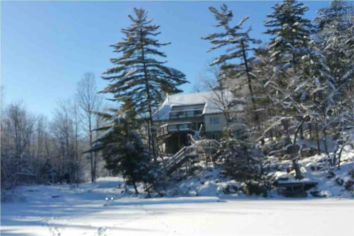 Muskoka Cottage: great sports/activities and views