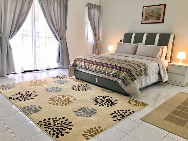 Deluxe Double Room with Balcony - Bandar Seri Begawan - Dům