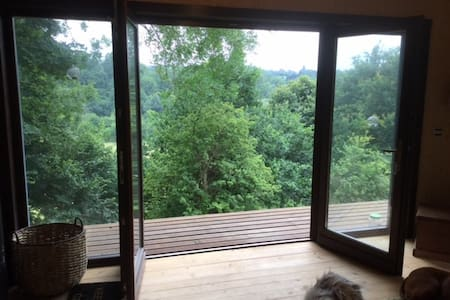 Loose Valley - Log Cabin - Maidstone - Hytte
