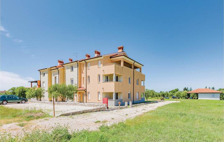 Beautiful home in Alberi with WiFi and 1 Bedrooms