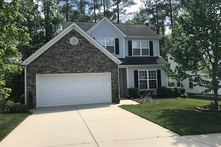 Lovely home in RTP convenient to RDU & Interstates