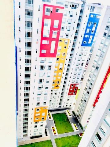 Mexico city Multi-unit building