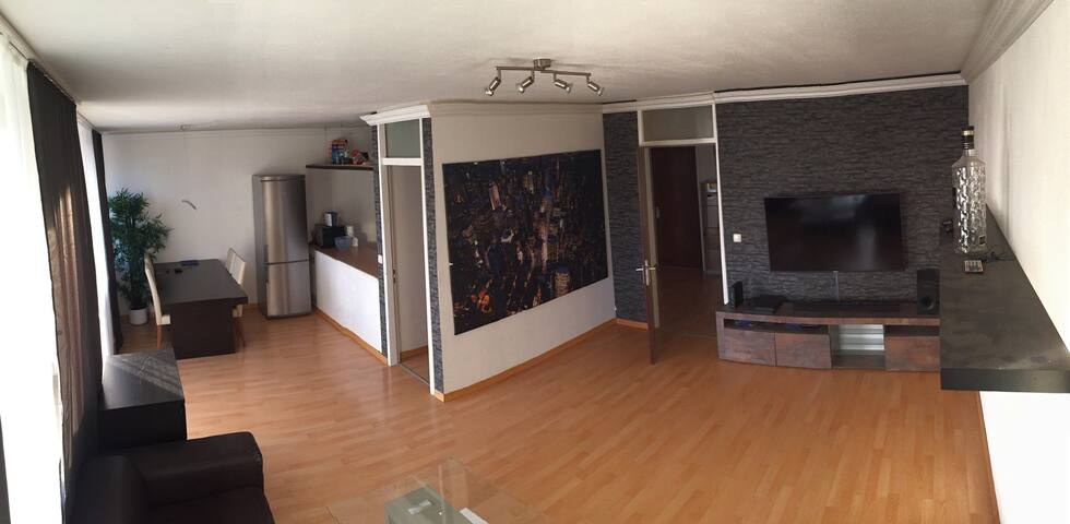 3 Room/Loft Apartment near Central - München - Appartement