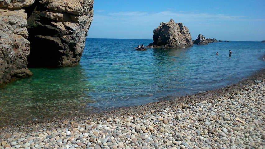 Villa tighremt 30 M de la plage 80 € la nuit