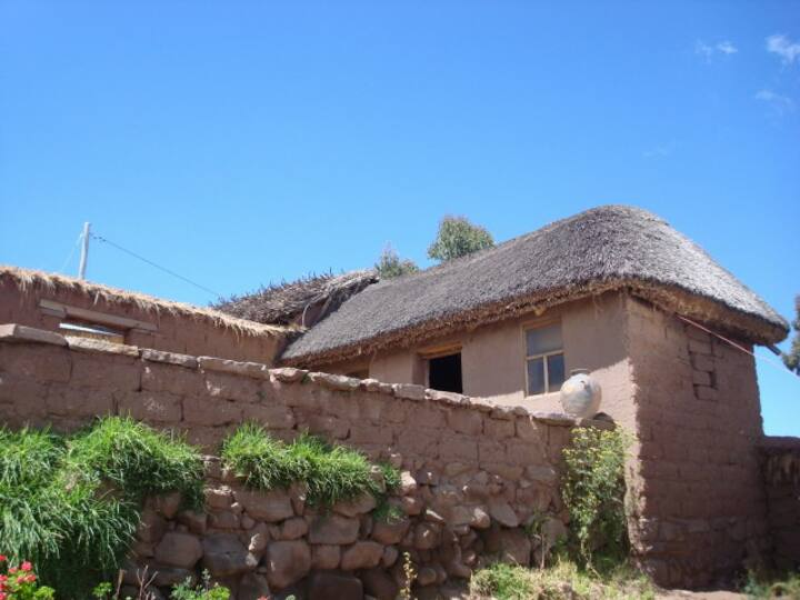 Kaypi Ruphaq Wasi Lodge - Ccollpa - Llachon