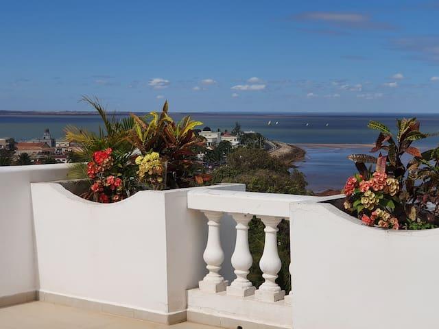 Maison magnifique avec vue imprenable sur mer