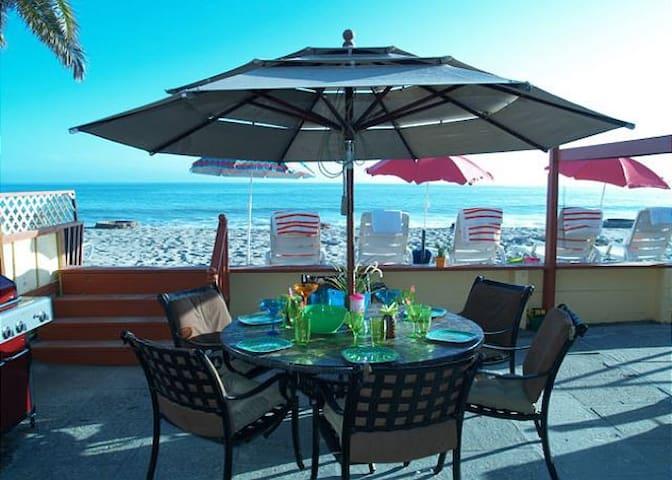 35173 Beach Road - Duplex on the Sand - Sleeps 8 - Dana Point - House