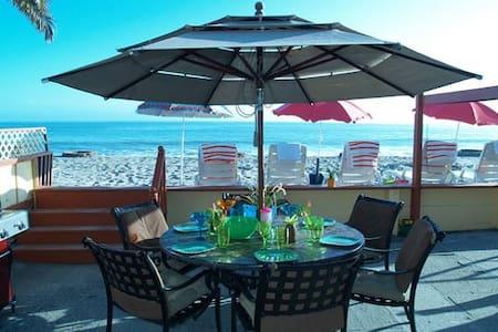 35173 Beach Road - Duplex on the Sand - Sleeps 8 - Dana Point - Talo
