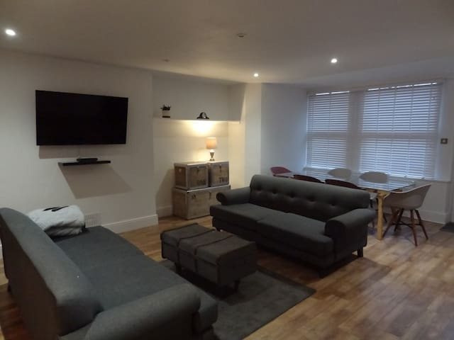 Fabulous town centre apartment - Harrogate