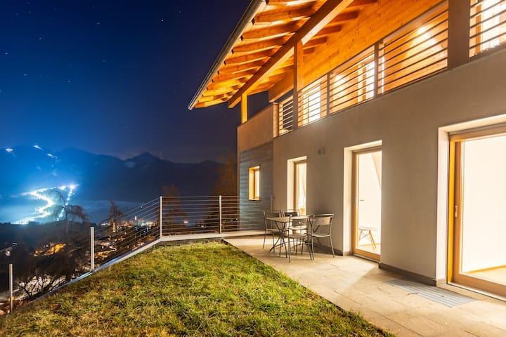 Chalet Schwarzhorn - Enjoy the Dolomites