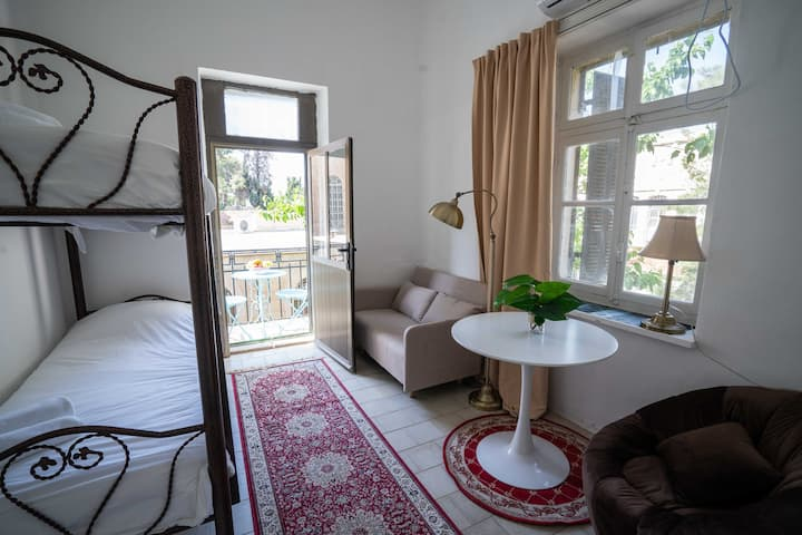 Refreshing Bedroom