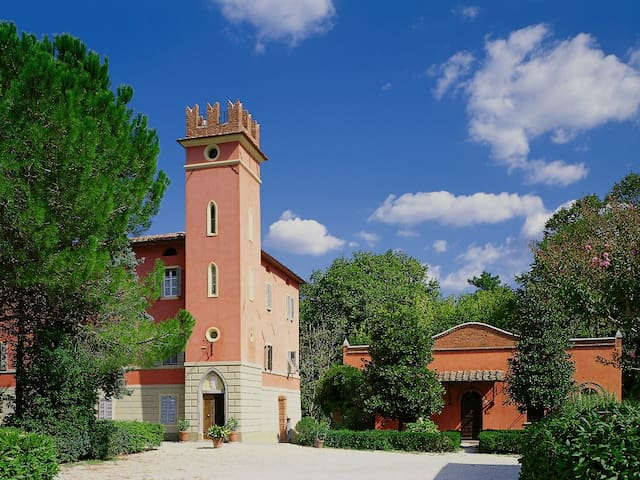 Appartamento tenute di Badia Biloca - Badia Pozzeveri di Altopascio - Apartamento