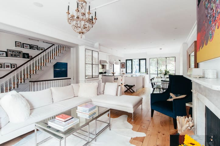 Stunning Brooklyn Heights House, Manhattan 5 mins