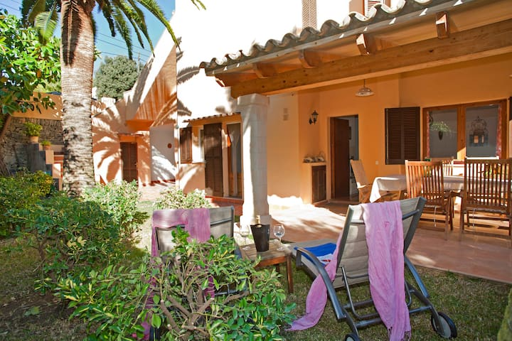 Caracola cute apartment Cala Sant Vicenç - Cala Sant Vicenç - Appartement