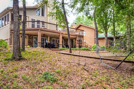 3BR in Westminster on Lake Hartwell w/Private Dock - Westminster