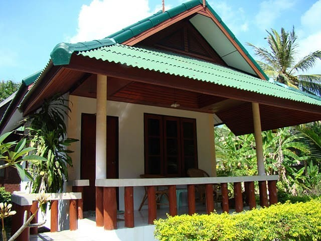 Tropic bungalow ,max 3 pers