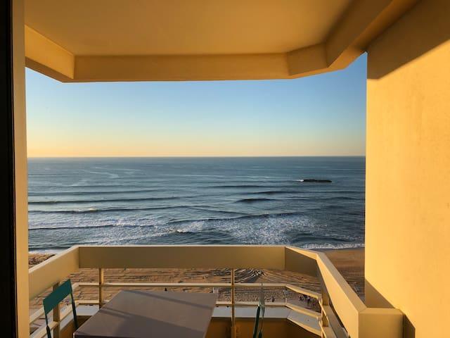 Biarritz Grande Plage 25m2 avec Balcon