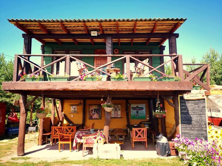Prery house