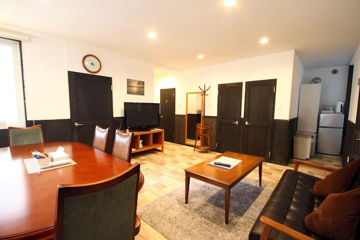 3bedroom private Miyamo House Sapporo Odori (201)