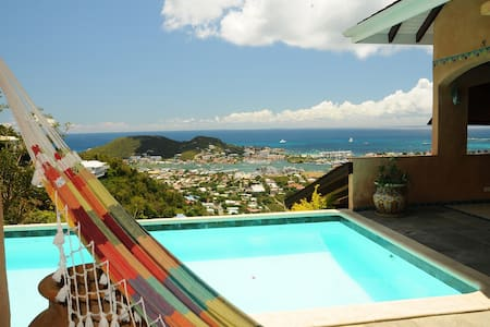 Awesome shared room in villa - Cole Bay
