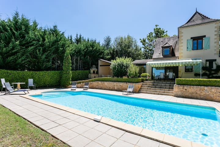 Castelnaud la Chapelle: Home in Valley of Chateaux