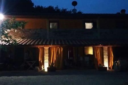 """San miniato Pisa Lucca  """"melograno"""" - Appartement"""
