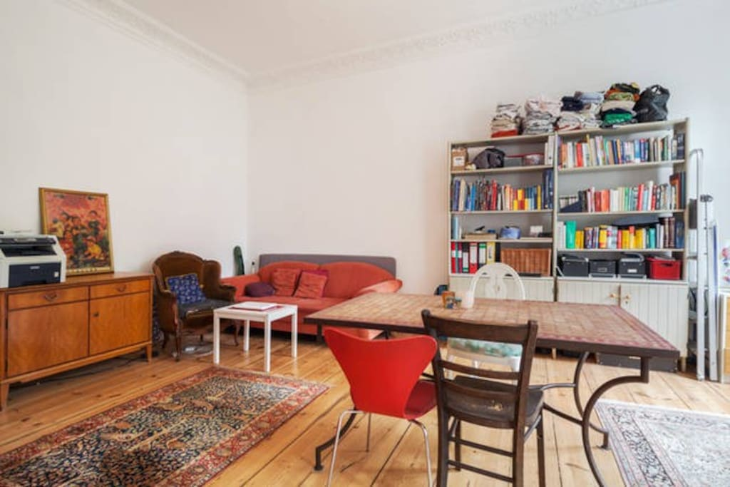 Living room (pic 3) / Wohnzimmer