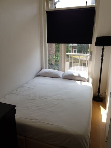 Private 2 persons bedroom Westerpark area
