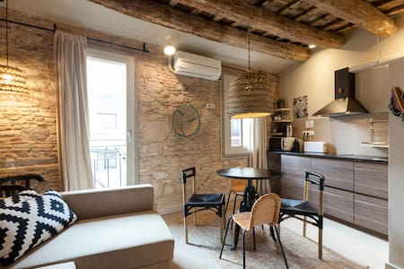 Cool loft in the center of the city - Barcelona