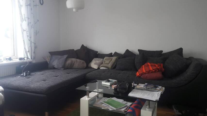 Geräumige Wohnung mit großer Terrasse