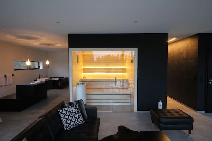 Loft de luxe proche de Spa Francorchamps pour deux - Jalhay - Rumah