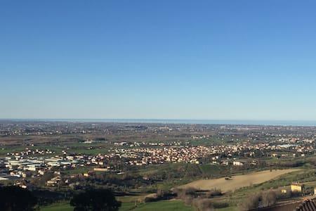 Il Mare in Collina - Verucchio - Appartement