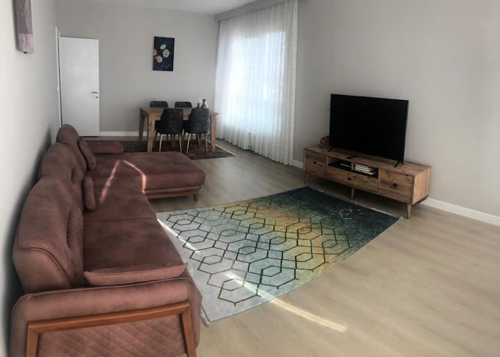 Comfortable house in a new site with new furniture