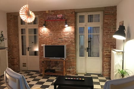 Charmant Appartement Centre Ville - Montauban
