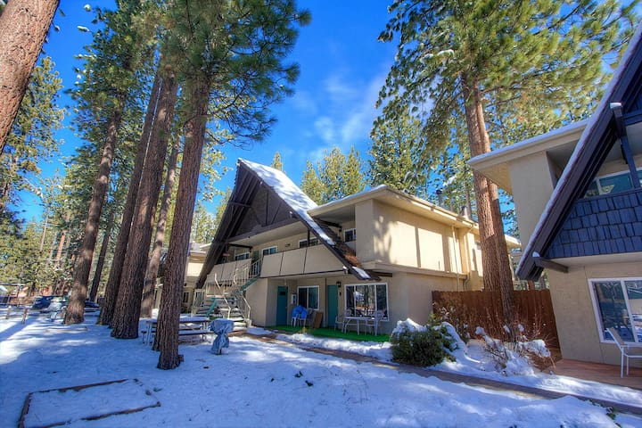 Bavarian Village at South Tahoe