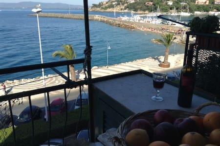 COLAZIONE SUL MARE - Porto Santo Stefano - Appartamento