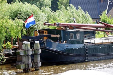 Woonboot Neeltje Marie in Alkmaar - Alkmaar