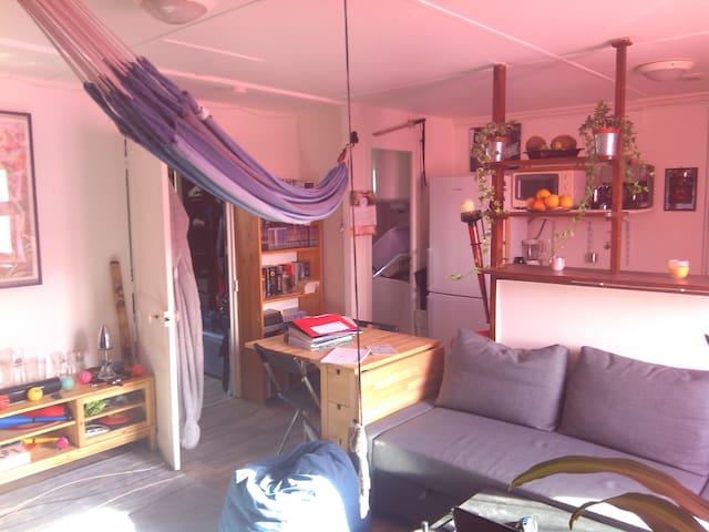 Appartement tranquille - Villefranche-sur-Saône - Apartament