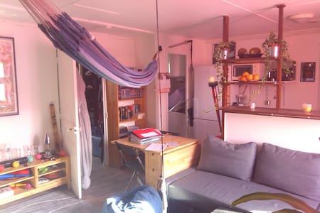 Appartement tranquille - Villefranche-sur-Saône - Apartmen