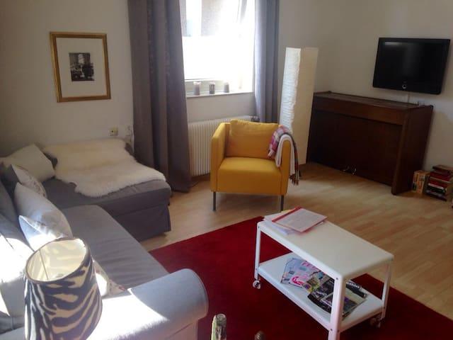 Gemütliche Wohnung im Herzen Münsters - Munster - Appartement
