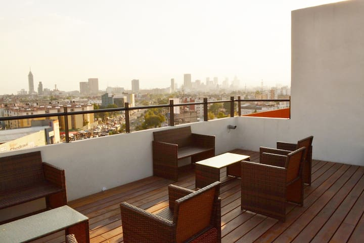Nice in Reforma, Good value - Ciudad de México - Appartement